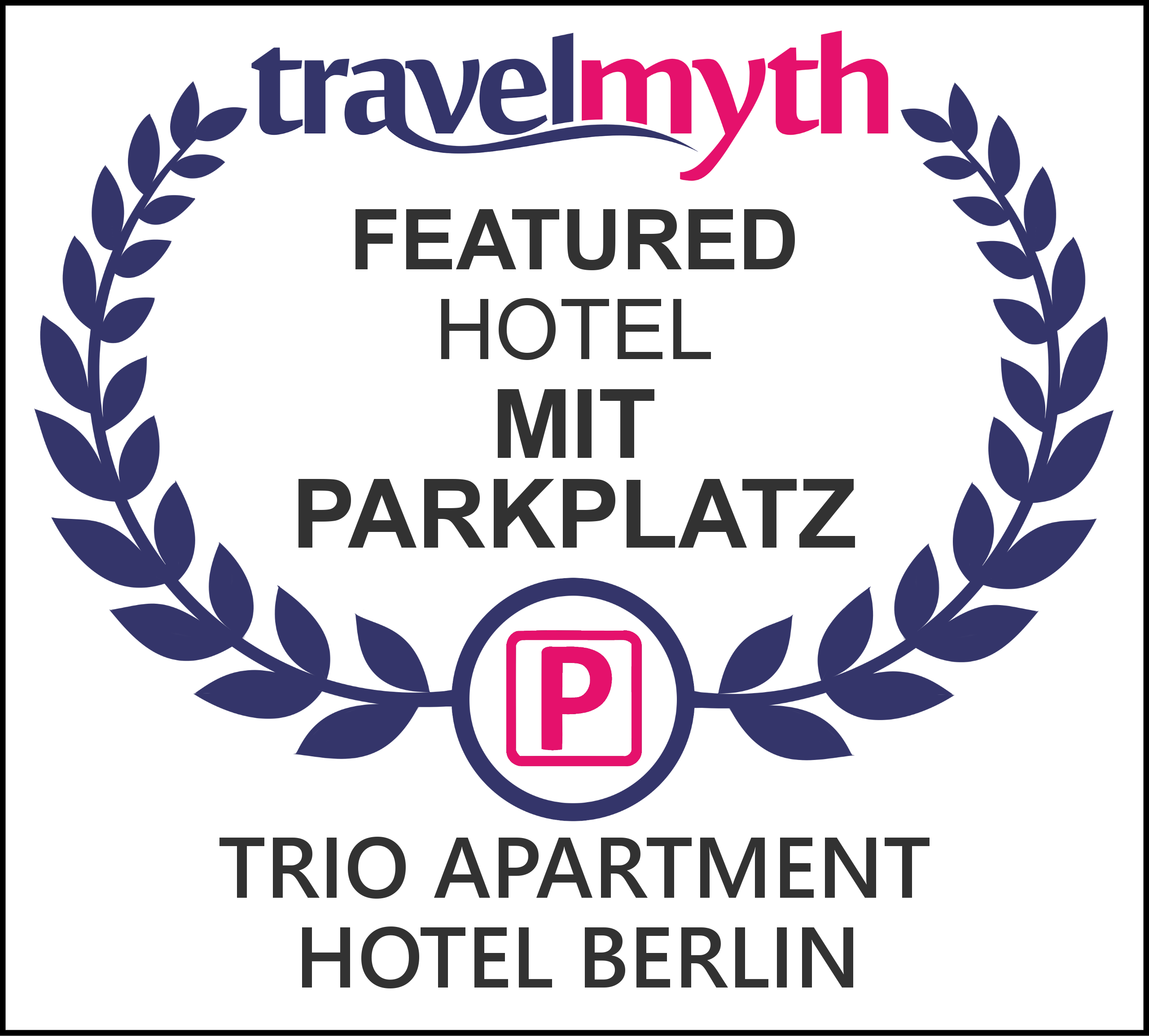 Travelmyth Badge 2021